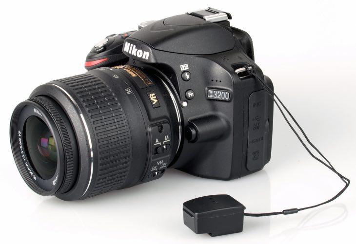 Nikon D3200 specs