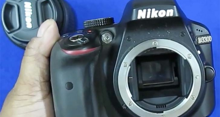 Nikon D3300 review in HD-SLR camera video for 2014