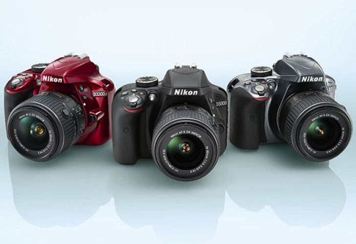 Nikon D3300 vs. 3200 incremental upgrade