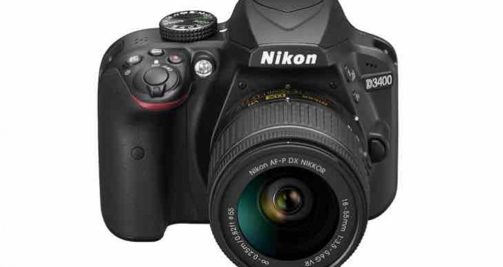 Nikon D3400 lenses for sale with body