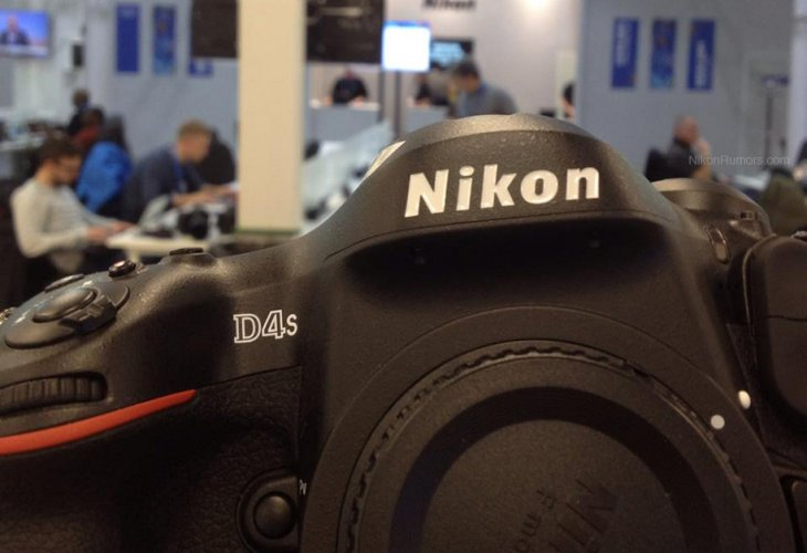 Nikon D4S official debut expected