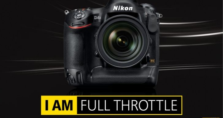 Nikon D4s vs. D4 and Canon 1DX main differences