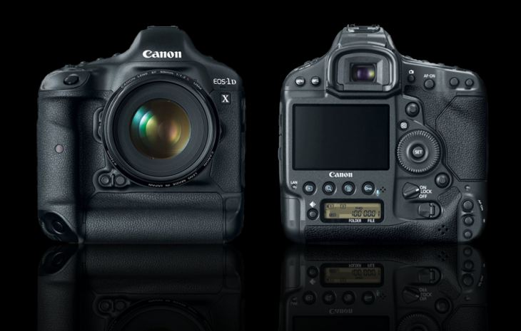 Nikon D4s vs. D4 and Canon 1DX