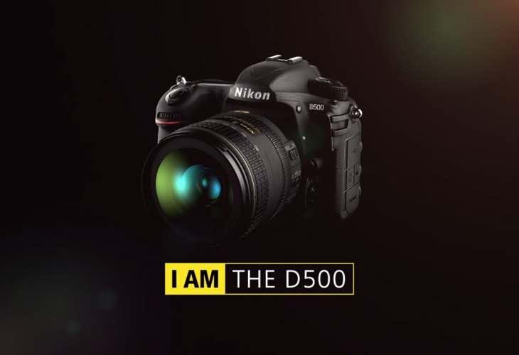 Nikon D500 problem