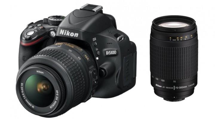 Nikon D5100 DSLR for beginners