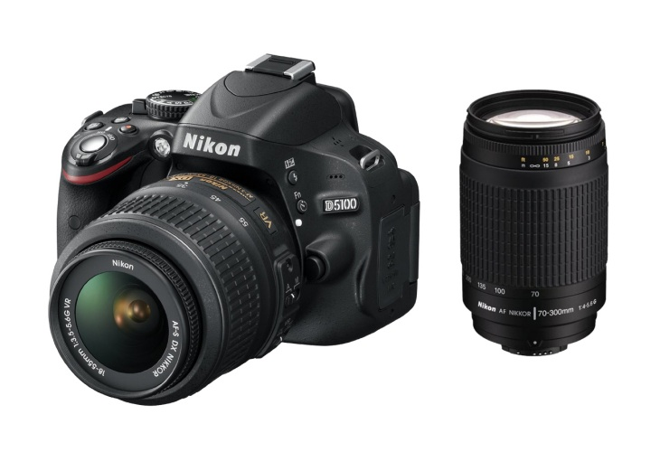 Nikon D5100 DSLR for beginners