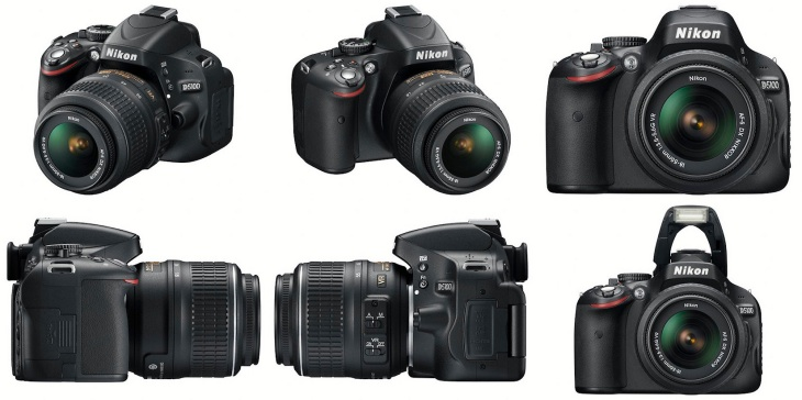 Nikon D5100 DSLR for those on a budget or new to SLRs