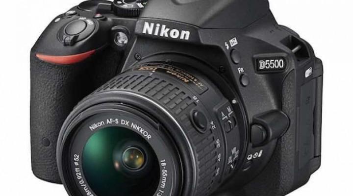 Review of Nikon D5500 vs. D5300 specs differences