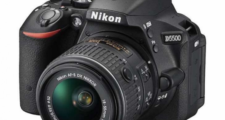 Review of Nikon D5500 vs. D5300 specs differences