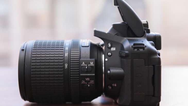 Nikon D5500 vs. D5300 specs