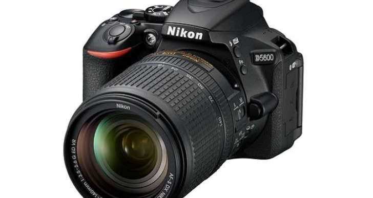 Nikon D5600 release date for India and UK imminent