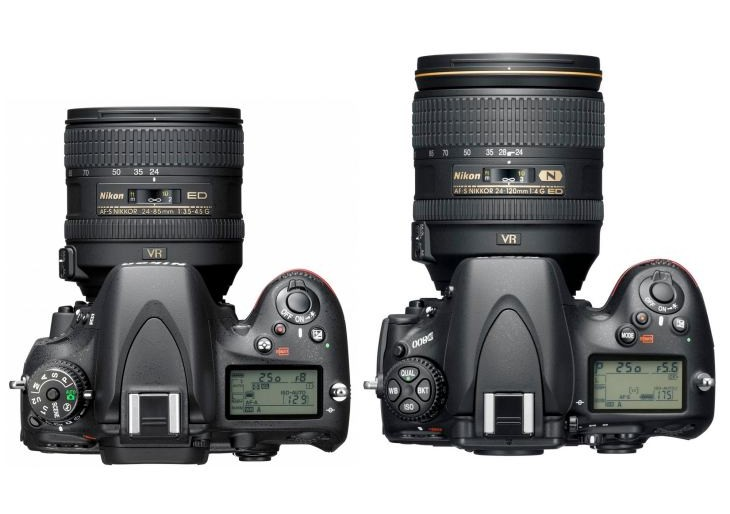 Nikon D600 firmware update along with D800 improvements