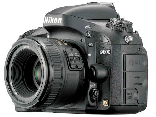 Nikon D600 vs. Canon 6D real life performance