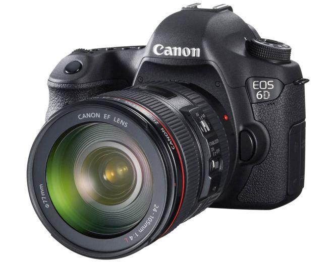 Nikon D600 vs. Canon 6D
