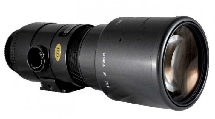 Nikon D7100 Sigma lens focus problem