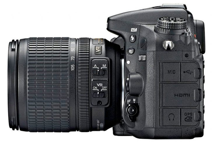 Nikon D7100 stock issues for some