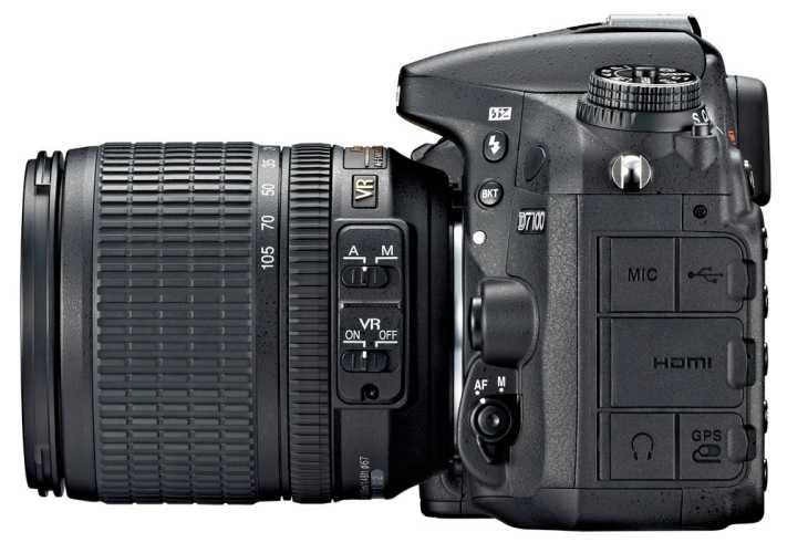 Nikon D7100 vs. D300s, D600, D800 comprehensive comparison