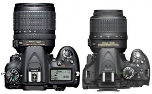 Nikon D7100 vs. D5200, comparative review debatable