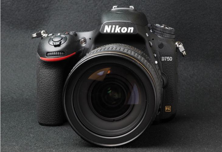 Nikon D750, Live View, back button focusing and shutter setting
