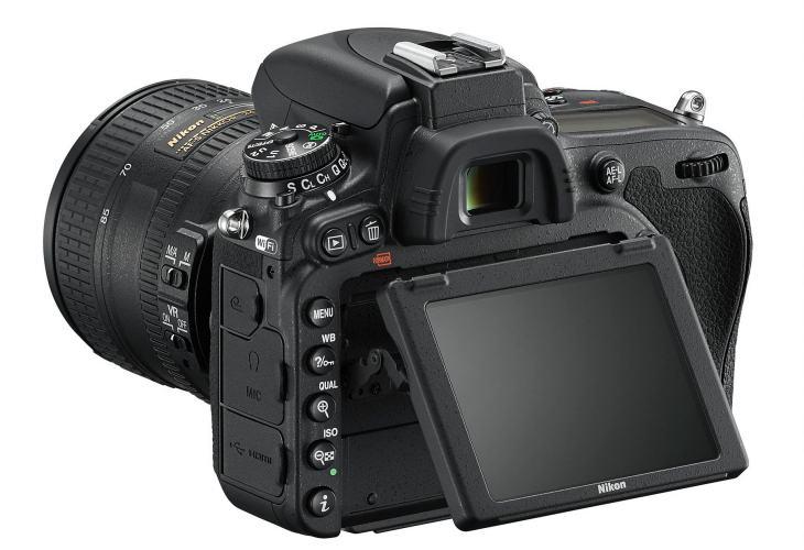 Nikon D750 settings