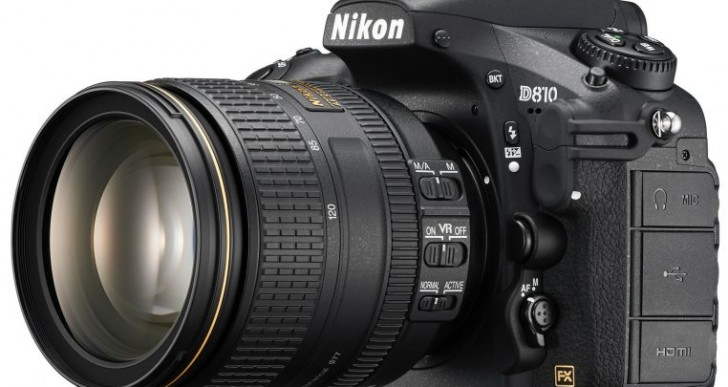 Updated Nikon D810 shipping status prompts unboxing