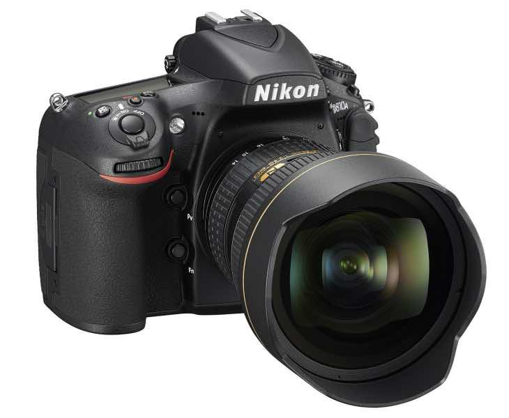 Nikon D810A price for kits