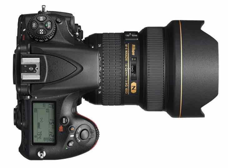 Nikon D810A release date