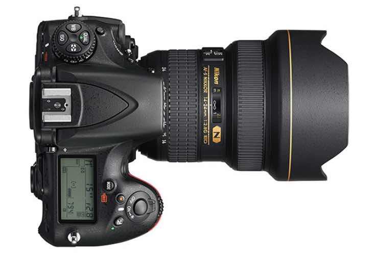 Nikon D810A specs review