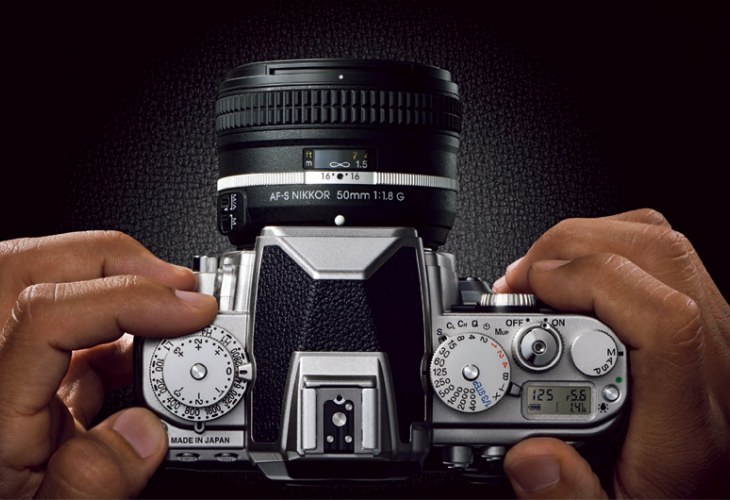 Nikon DF review importance
