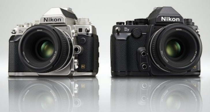 Nikon Df vs. D800 – Reviews demanded