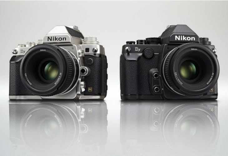 Nikon Df vs. D800 - Reviews demanded