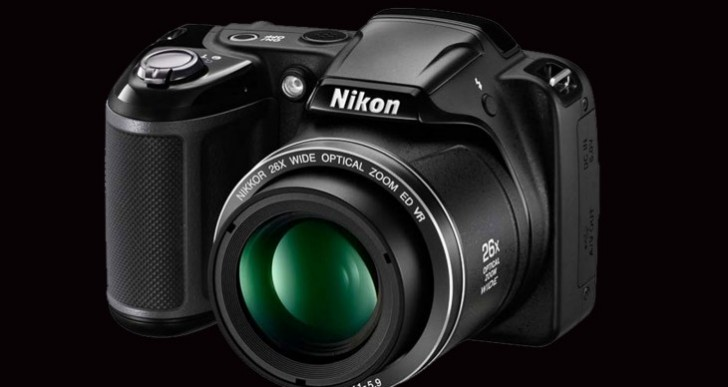 Nikon COOLPIX L320 review excellence