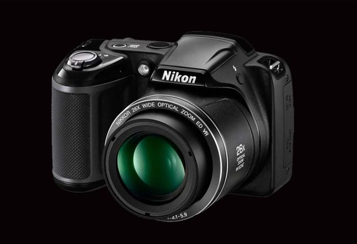 Nikon L320 review excellence