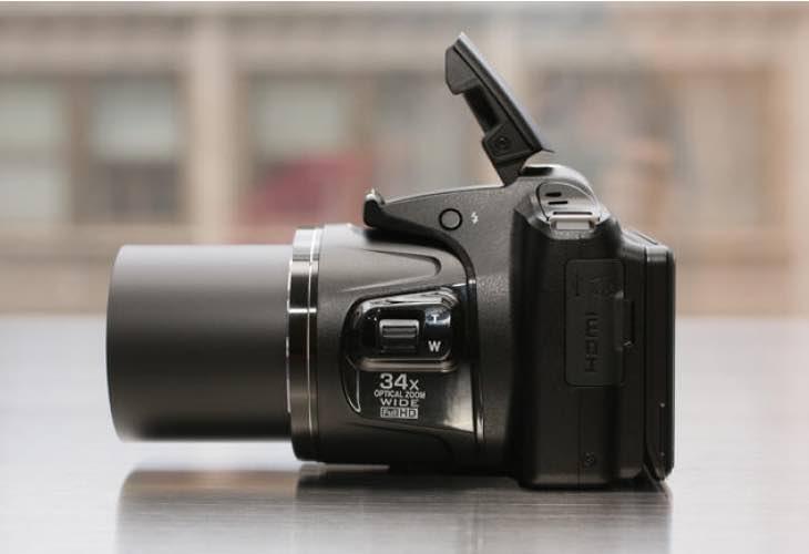 Nikon L830 specs