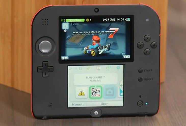 Nintendo 2DS video answers what's the point