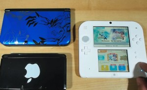 Nintendo 2DS vs. 3DS and 3DS XL visual review