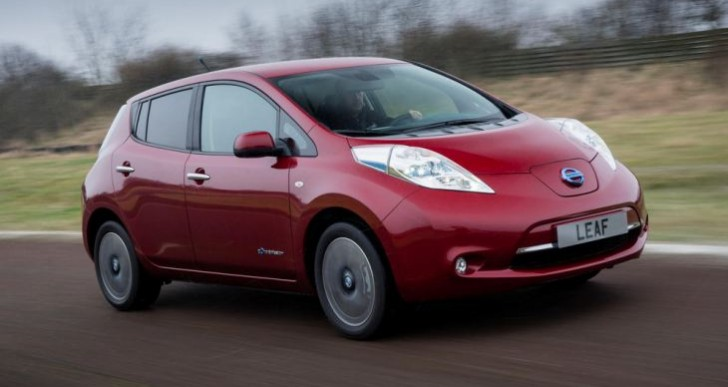 Nissan Leaf price increase in 2014 for inflation