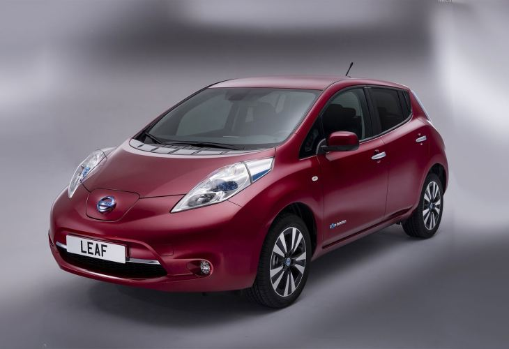 Nissan Leaf price increase in 2014