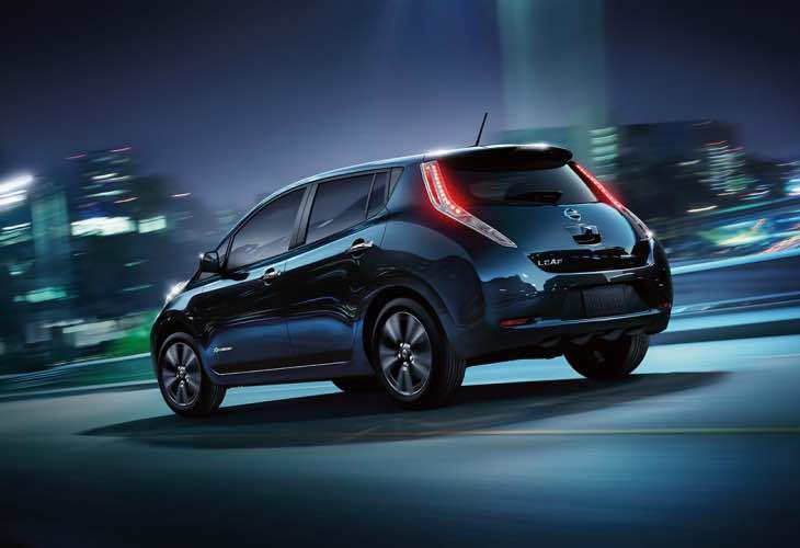 Nissan Leak California rebate update