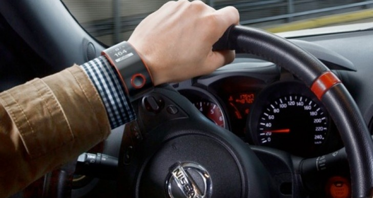 Nissan NISMO watch concept