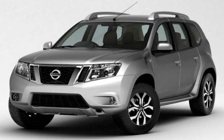 Nissan Terrano line-up with tentative price in India