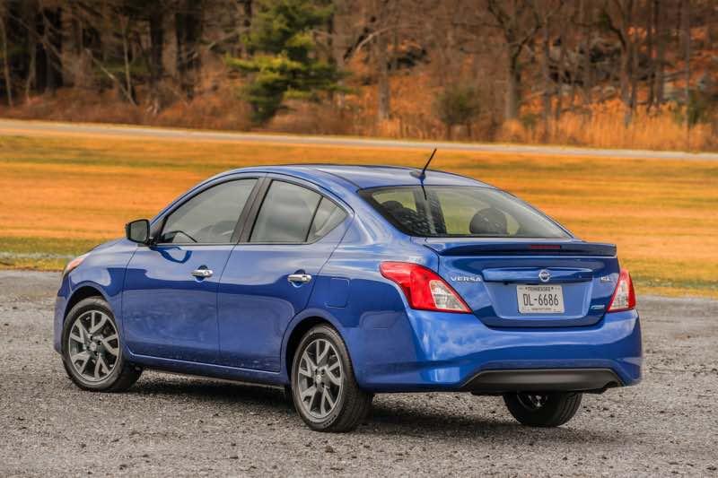 Nissan Versa recall expected
