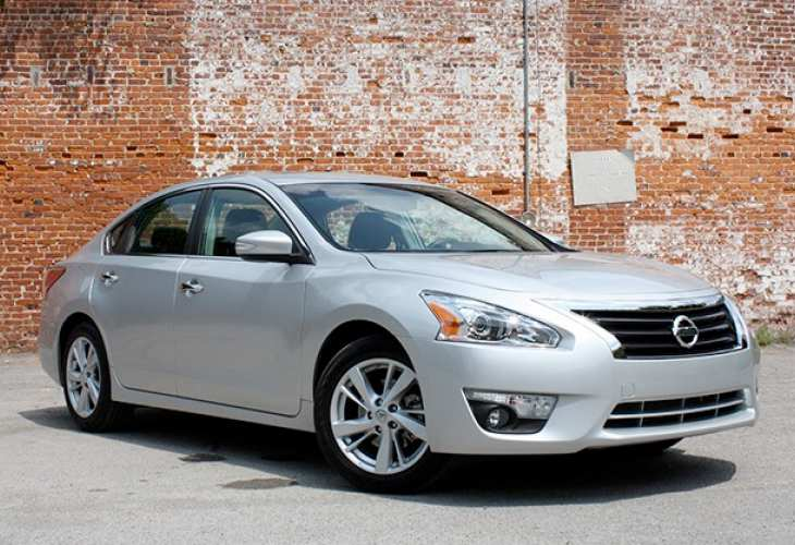 Nissan and Honda recall 2012-2013 Altima and Fit Sport