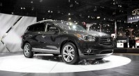 Nissan to recall 4,367 Infiniti cars in China