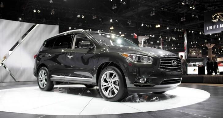Nissan to recall 4,367 Infiniti cars in China