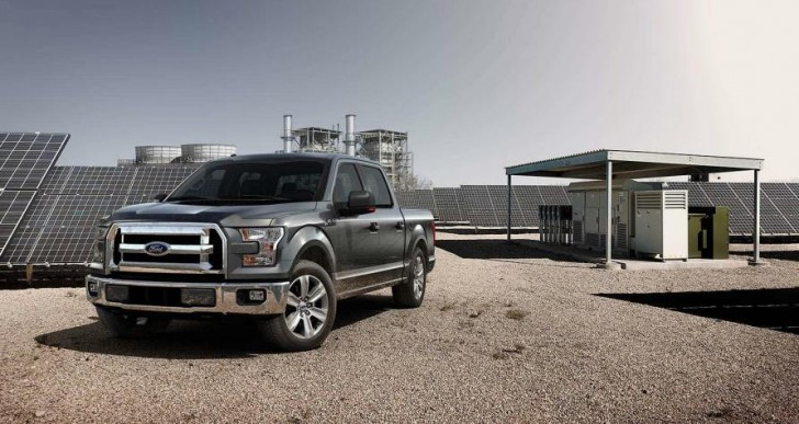 No 2015 Ford F-150 delay over recent fire