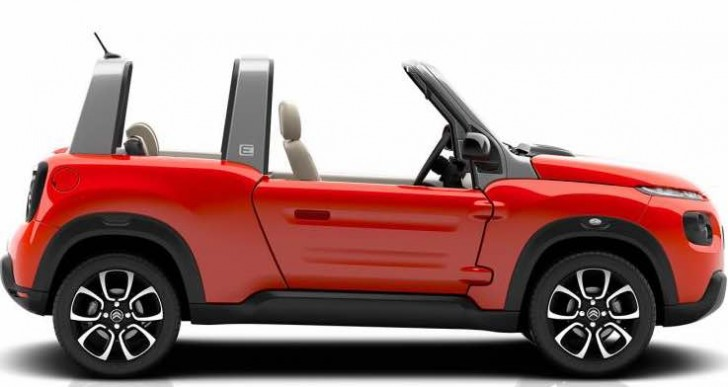 No 2016 Citroen e-Mehari UK release
