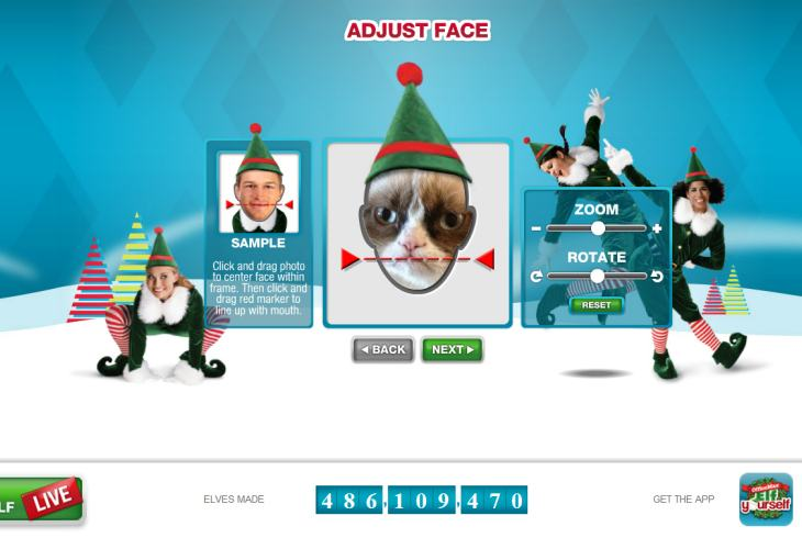 Elf yourself android release