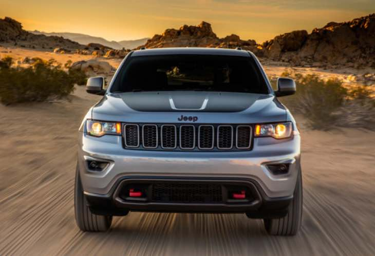 No Jeep Grand Cherokee Hellcat Trackhawk leak