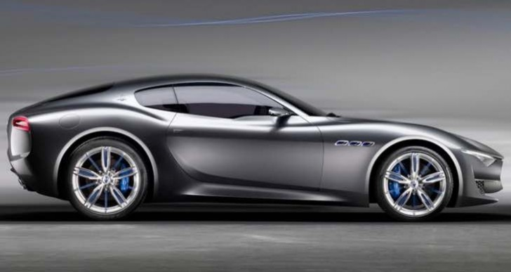 No Maserati Alfieri hybrid, just all other models